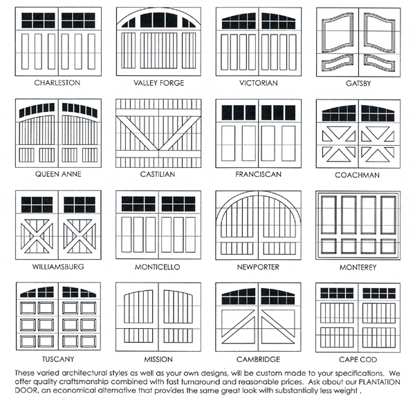 Sunwood Custom Garage Doors
